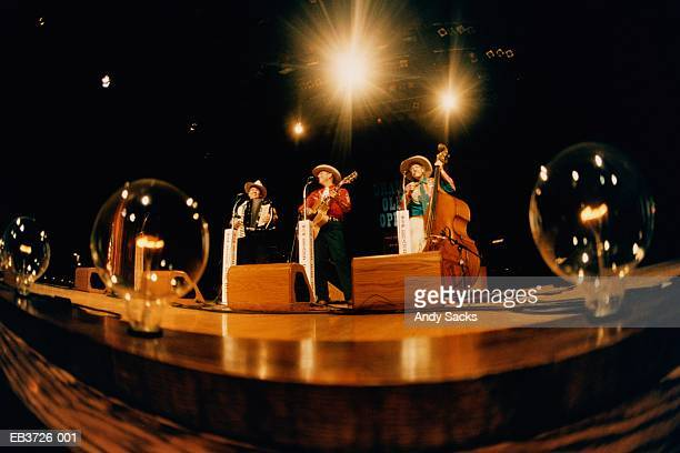 usa, tennessee, nashville, grand ole opry, country music trio - nashville stock pictures, royalty-free photos & images