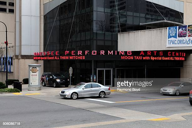 Tennessee Performing Arts Center on December 31 2015 in Nashville Tennessee