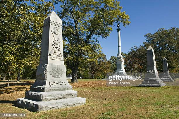 USA, Tennessee, Shiloh National Military Park