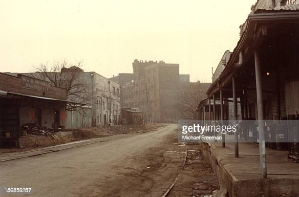 Tennessee Street 1980
