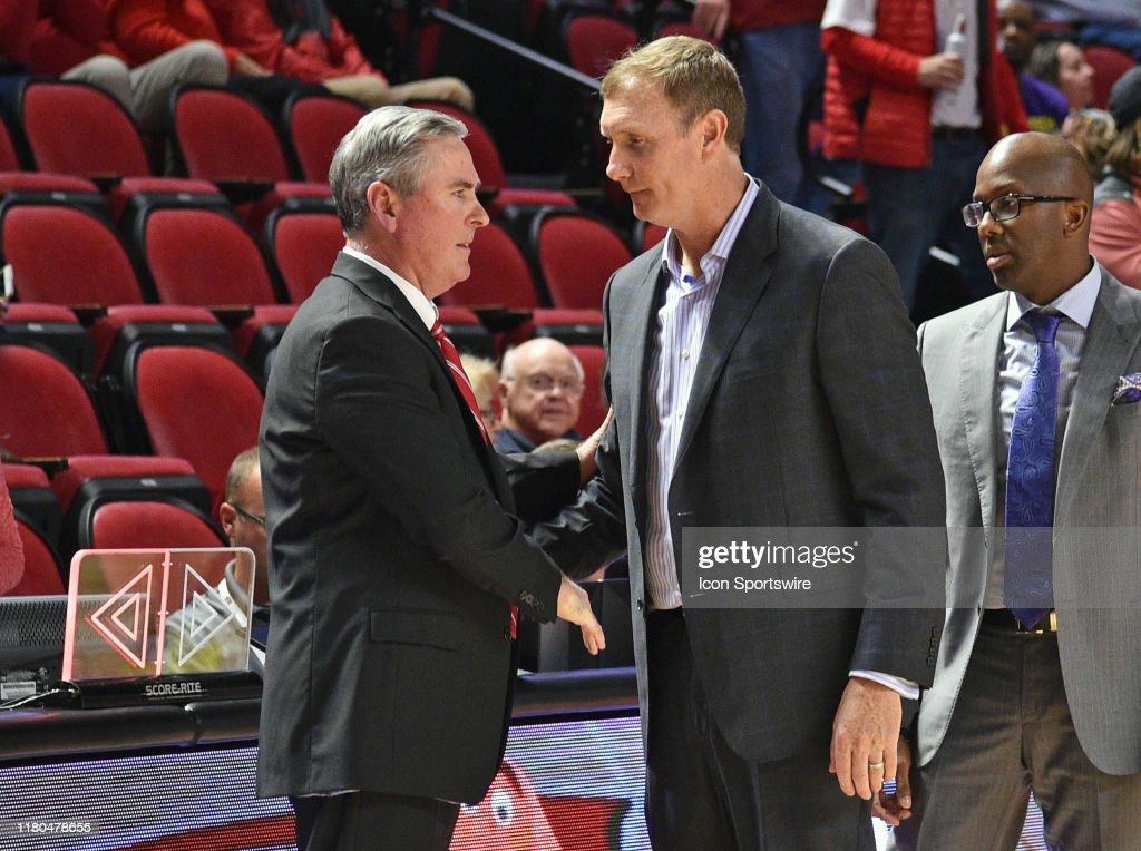 Tennessee Tech Golden Eagles Head Coach John Pelphrey Congratulates News Photo Getty Images