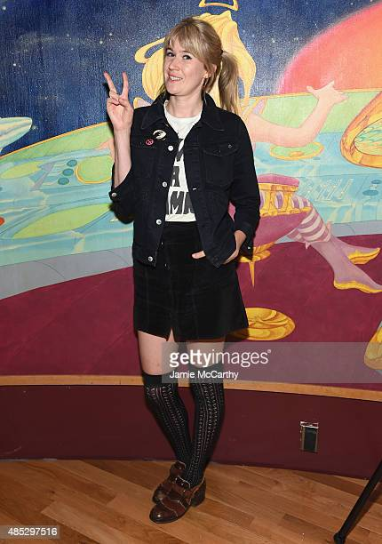 Tennessee Thomas attends the 45th Anniversary of Electric Lady Studios featuring Patti Smith on August 26 2015 in New York City