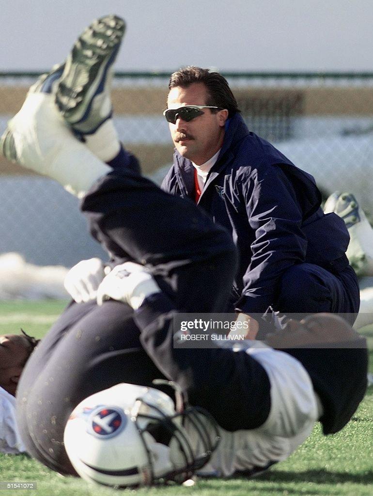 Jeff Fisher Titans