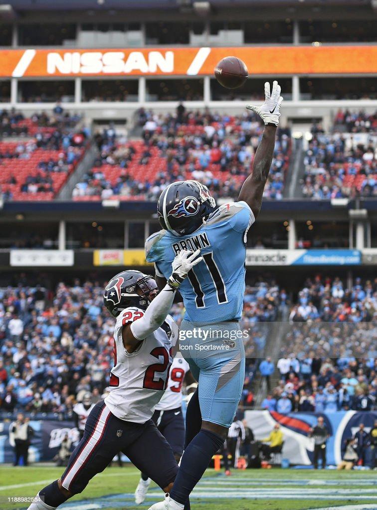 NFL: DEC 15 Texans at Titans : News Photo