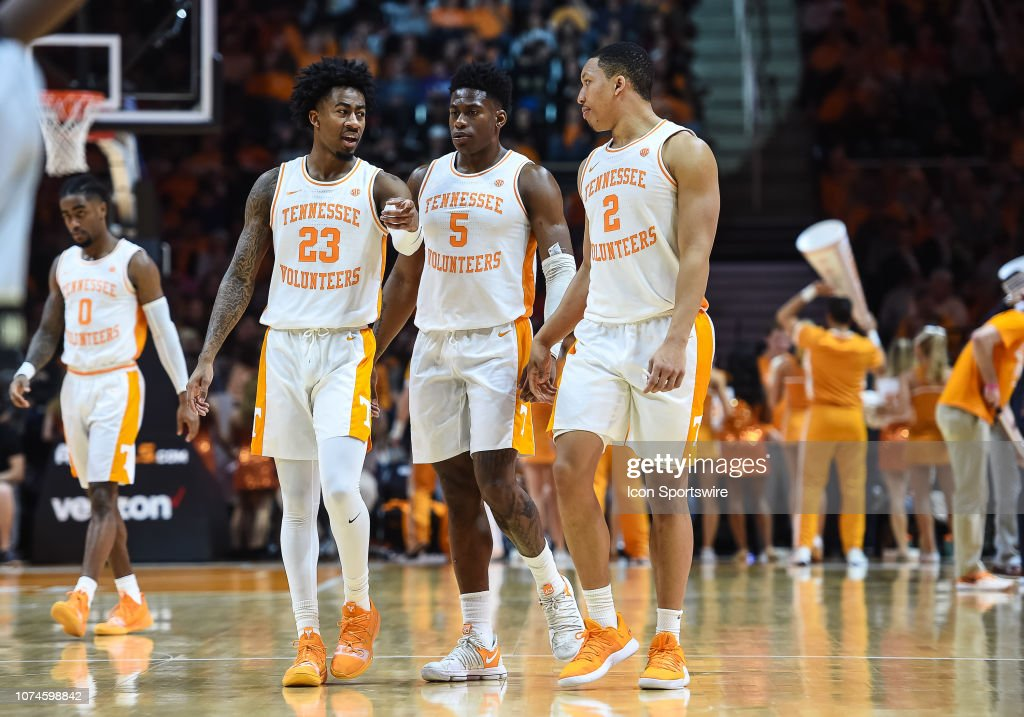 COLLEGE BASKETBALL: DEC 22 Wake Forest at Tennessee : News Photo