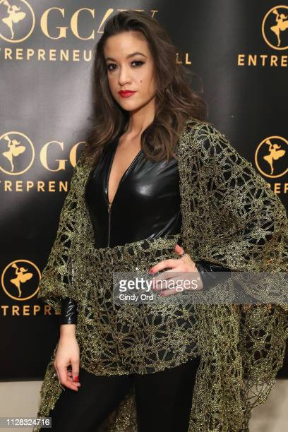 Tennille Amor attends the GC4W Entrepreneurship Ball at The Harvard Club on March 1, 2019 in New York City.