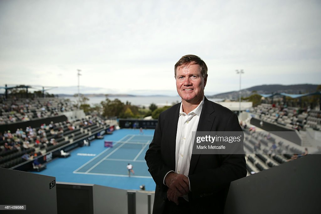 2015 Hobart International - Day 3 : News Photo