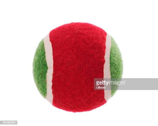 テニスボールのおもちゃ - イヌのおもちゃ ストックフォトと画像