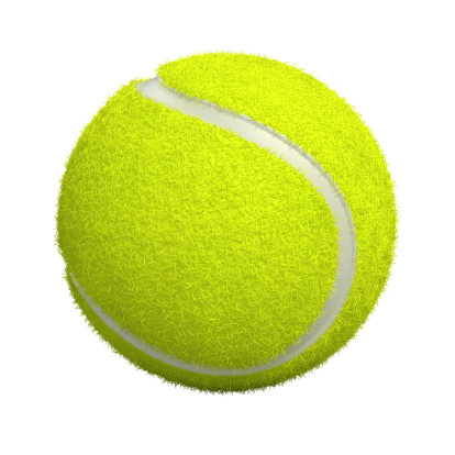 Tennis Ball 137345149