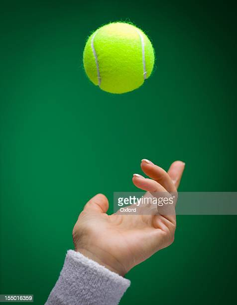 Tennis Ball Toss