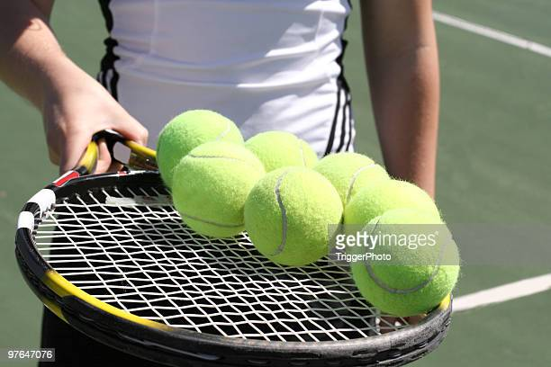tennis balls - tennis ball stock pictures, royalty-free photos & images