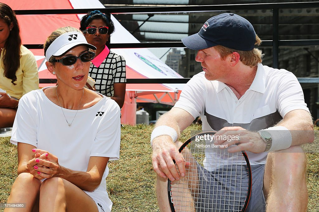 HSBC Serves Up The Perfect Day At Wimbledon In NYC