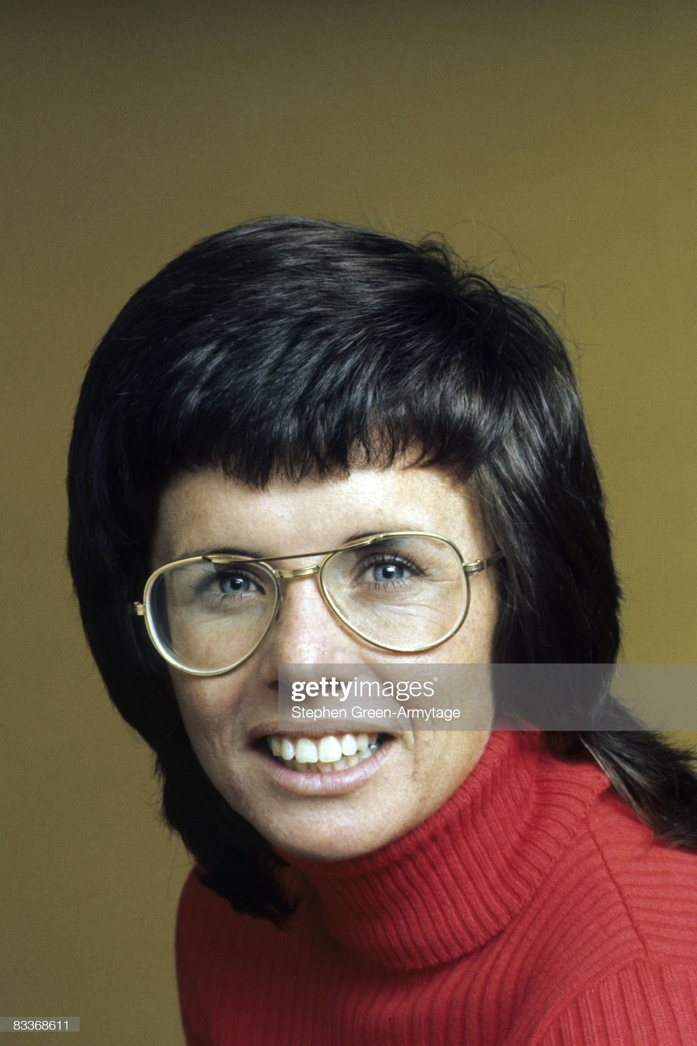 Billie Jean King : News Photo