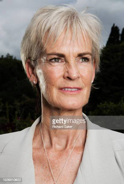 Tennis coach Judy Murray is photographed for the Guardian on June 19 2018 in London England