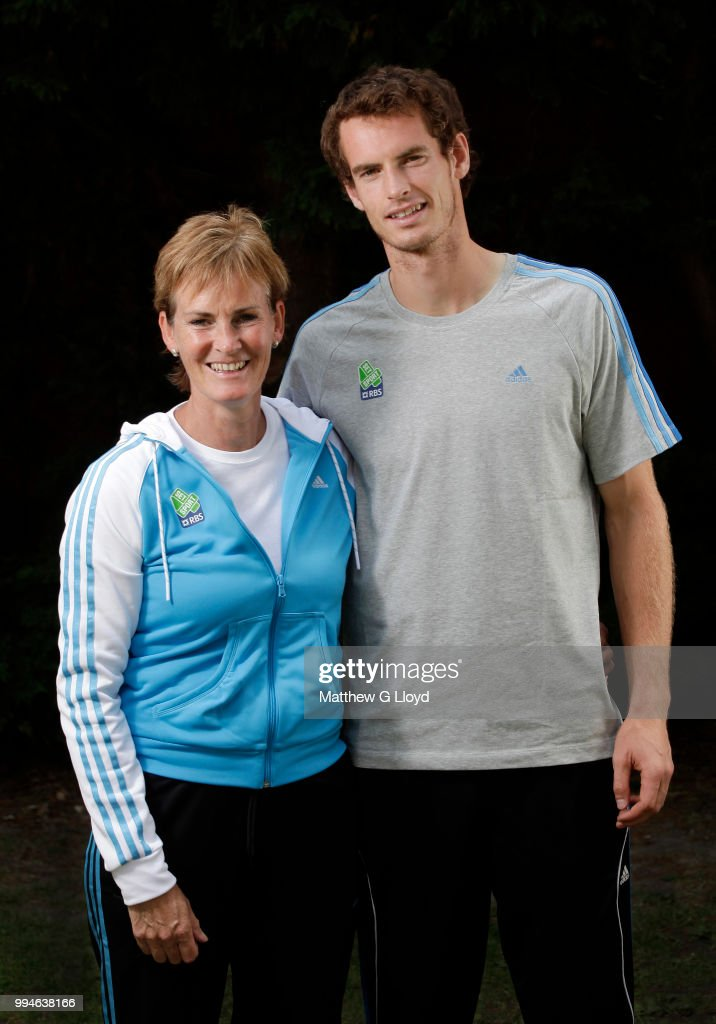 Judy Murray, Times UK, June 16, 2011 : News Photo