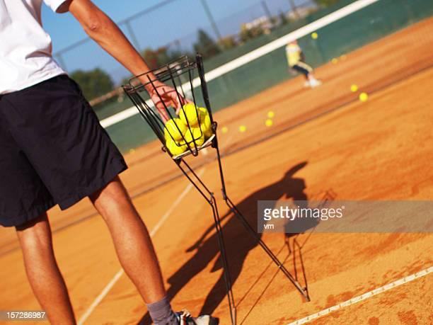Entraîneur de Tennis