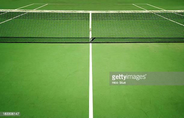 Tennis Tennisplatz