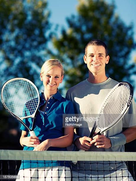 Tennis Duo