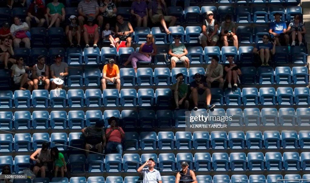 Tennis-TENNIS-US-OPEN : News Photo
