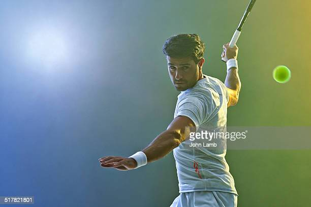 tennis forehand - tennis stock pictures, royalty-free photos & images