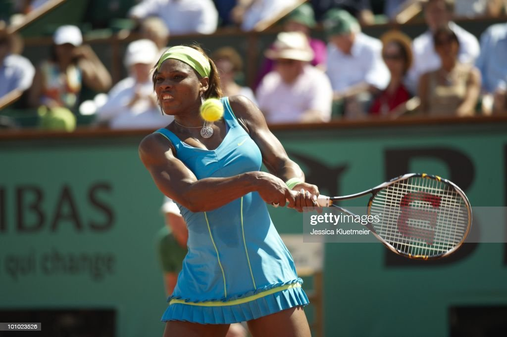 Round 1, 2010 French Open