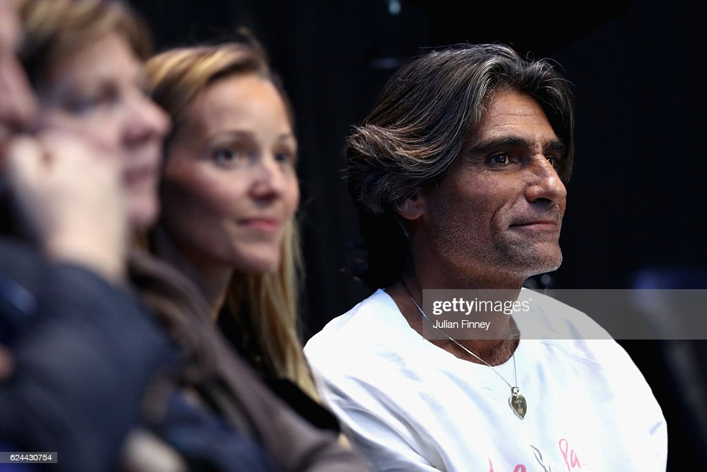 Day Seven - Barclays ATP World Tour Finals : News Photo