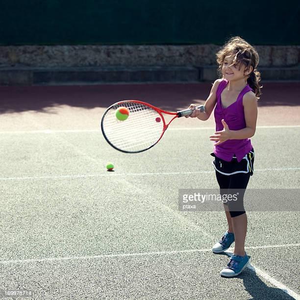 Tennis is fun!