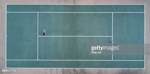 tennis match - tennis stock pictures, royalty-free photos & images