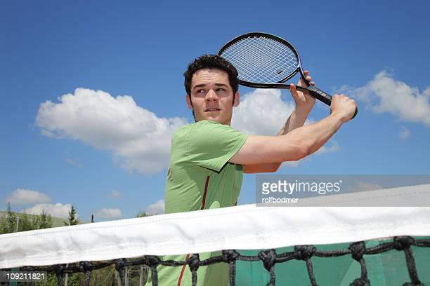 テニスコート - スポーツユニフォーム ストックフォトと画像