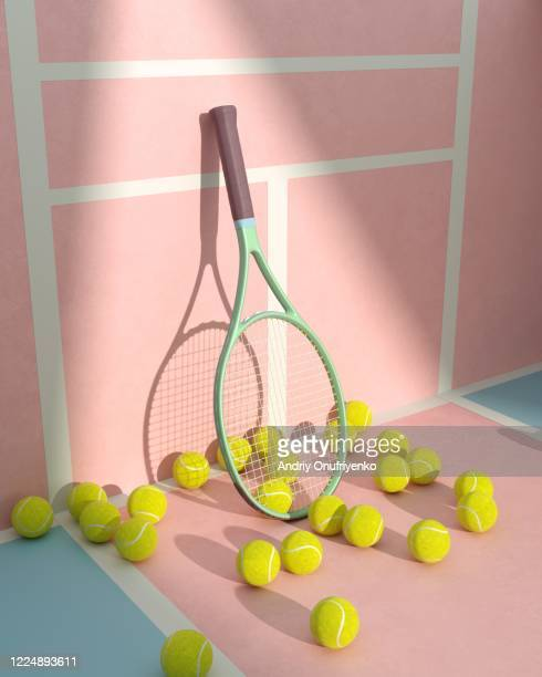 tennis - drive ball sports stock pictures, royalty-free photos & images