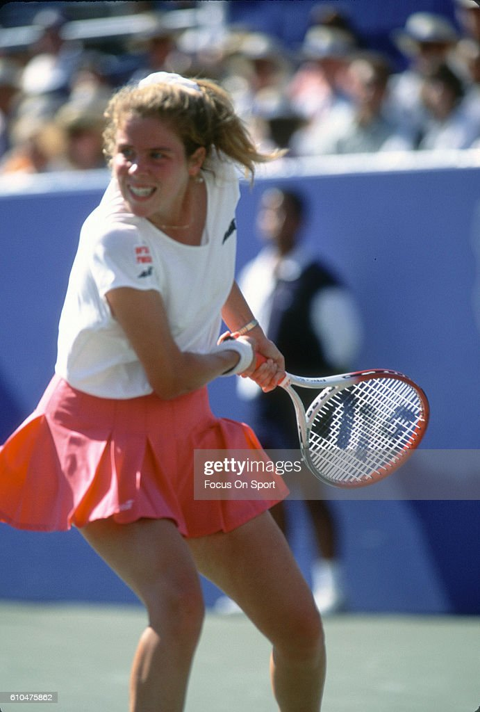 1995 U.S. Open Tennis Champinship : News Photo