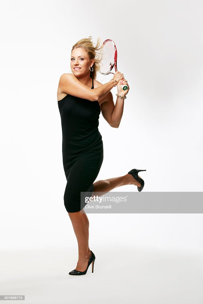Angelique Kerber, Self assignment, August 10, 2012