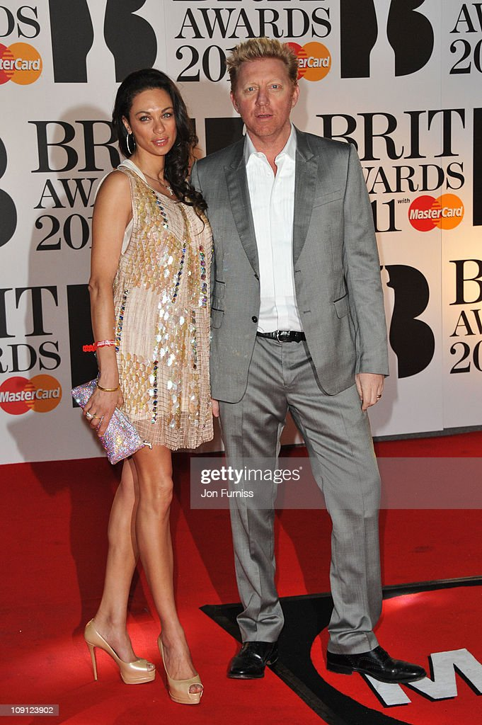 The BRIT Awards 2011 - Arrivals