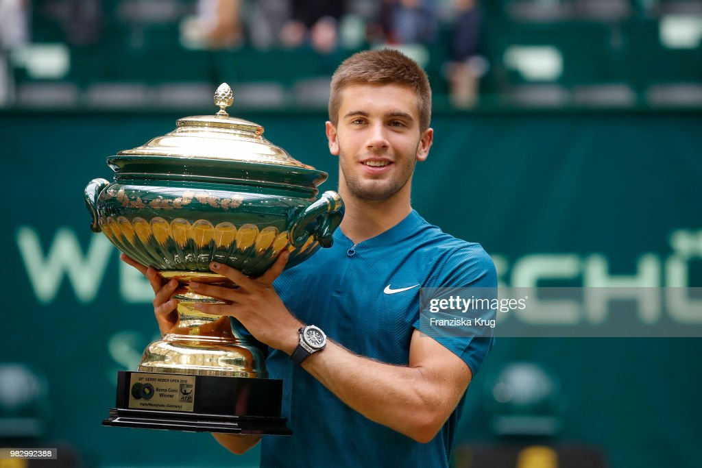Gerry Weber Open 2018 : News Photo