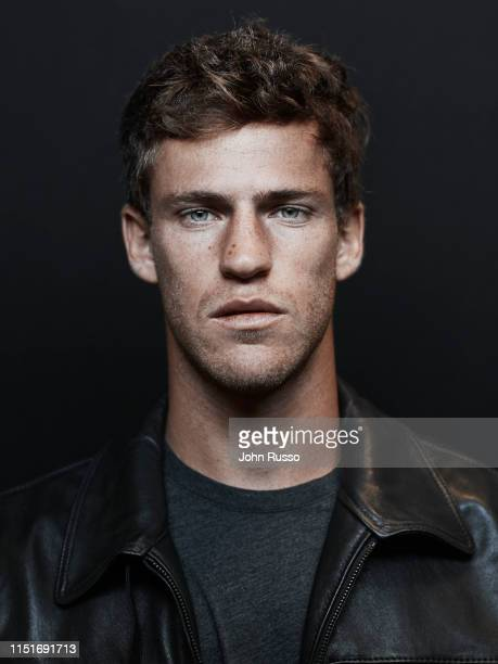 Tennis player Diego Schwartzman is photographed for Gio Journal on March 5 2019 in Indian Wells California