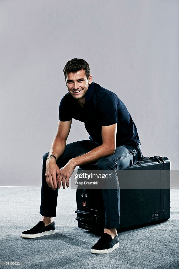 Grigor Dimitrov, Self assignment, March 5, 2014