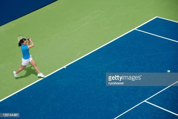 テニス選手でも訪れる