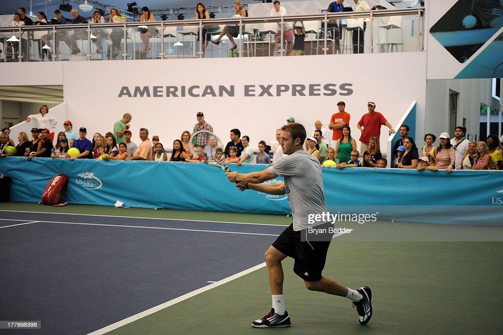 The US Open American Express Fan Experience 2013 : ニュース写真