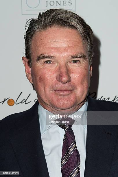 Tennis player Jimmy Connors arrives at the 14th Annual Harold Carole Pump Foundation Gala at the Hyatt Regency Century Plaza on August 8 2014 in...