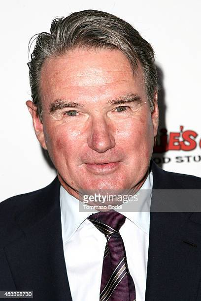 Tennis player Jimmy Connors attends the 14th annual Harold Carole Pump Foundation Gala held at the Hyatt Regency Century Plaza on August 8 2014 in...