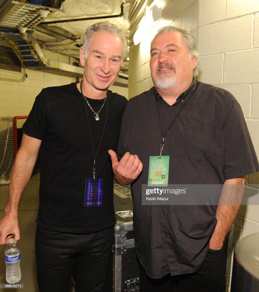 Eric Clapton's Crossroads Guitar Festival 2013 - Day 2 - Backstage : Foto jornalística