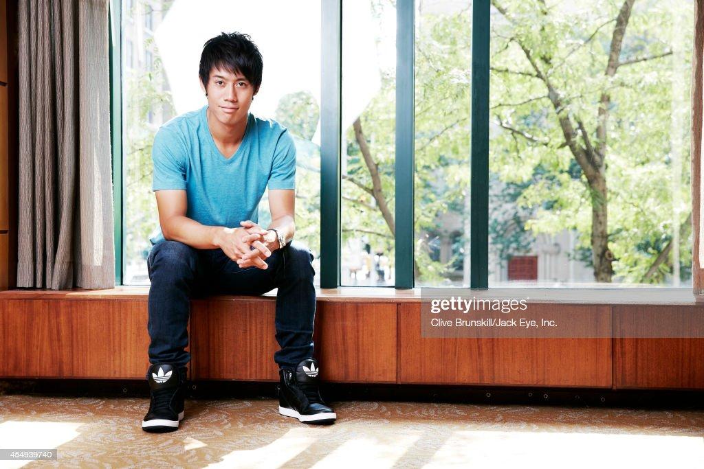 Kei Nishikori, Self assignment, August 28, 2013