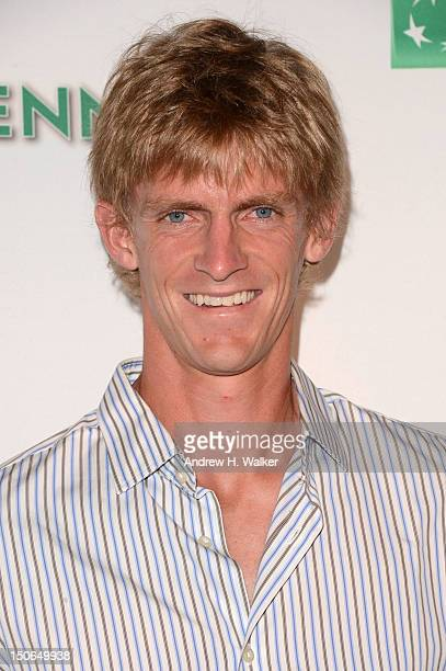 Tennis player Kevin Anderson attends the 13th Annual BNP PARIBAS TASTE OF TENNIS, benefitting New York Junior Tennis & Learning at the W New York...