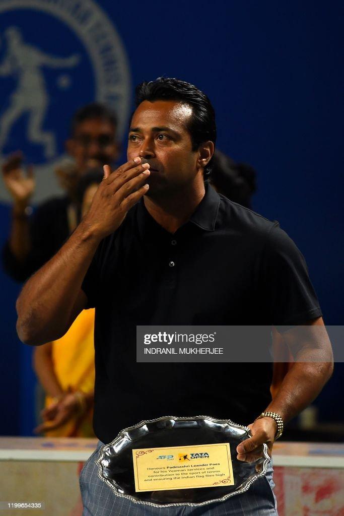 TENNIS-IND-ATP : Fotografía de noticias