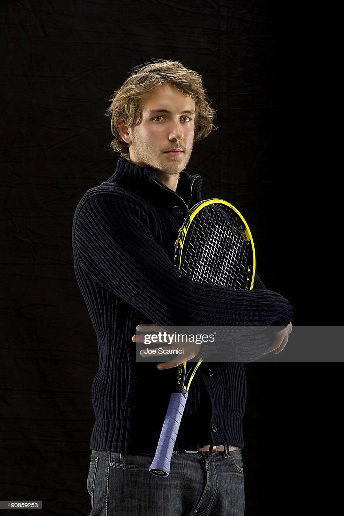 Lucas Pouille, Self Assignment, December 17, 2013