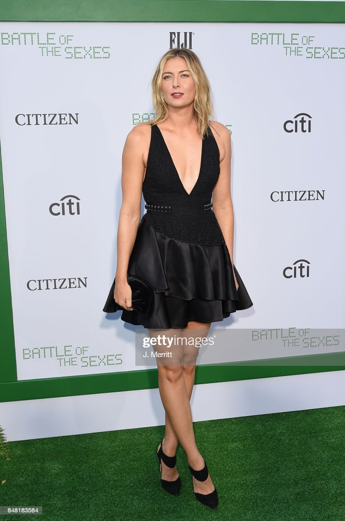"""Premiere Of Fox Searchlight Pictures' """"Battle Of The Sexes"""" - Arrivals : News Photo"""