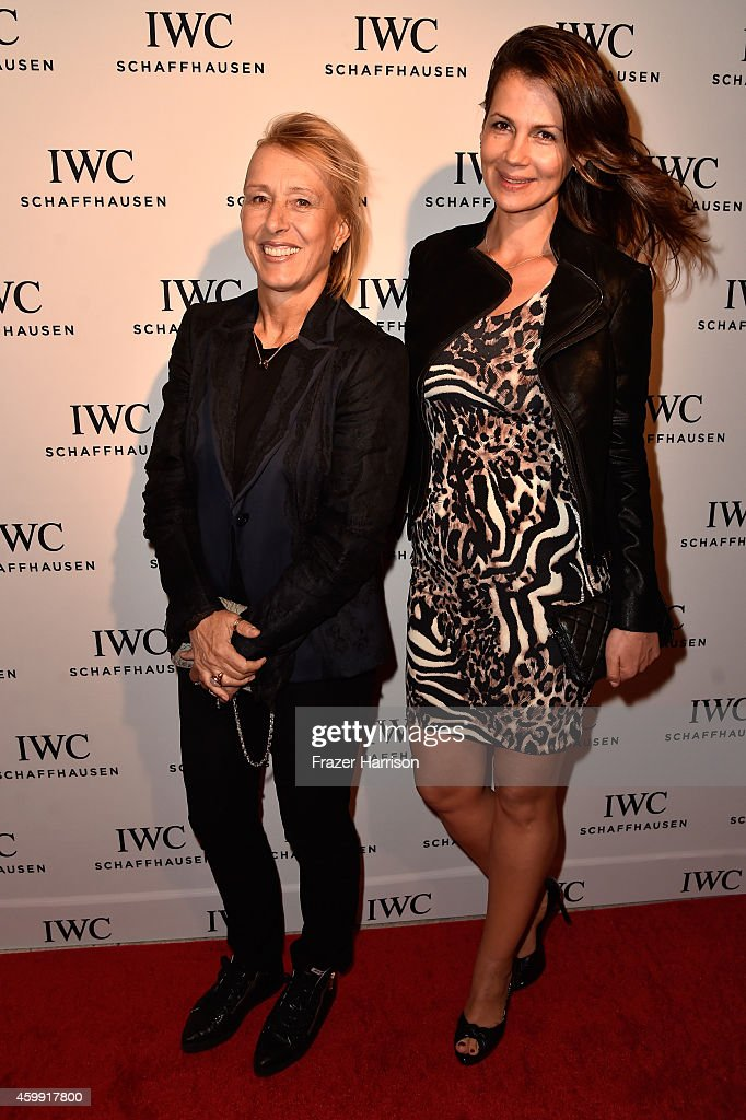 "IWC Schaffhausen Celebrates ""Timeless Portofino"" Gala Event During Art Basel Miami Beach To Mark The Launch Of The New Portofino Midsize Watch Collection : News Photo"