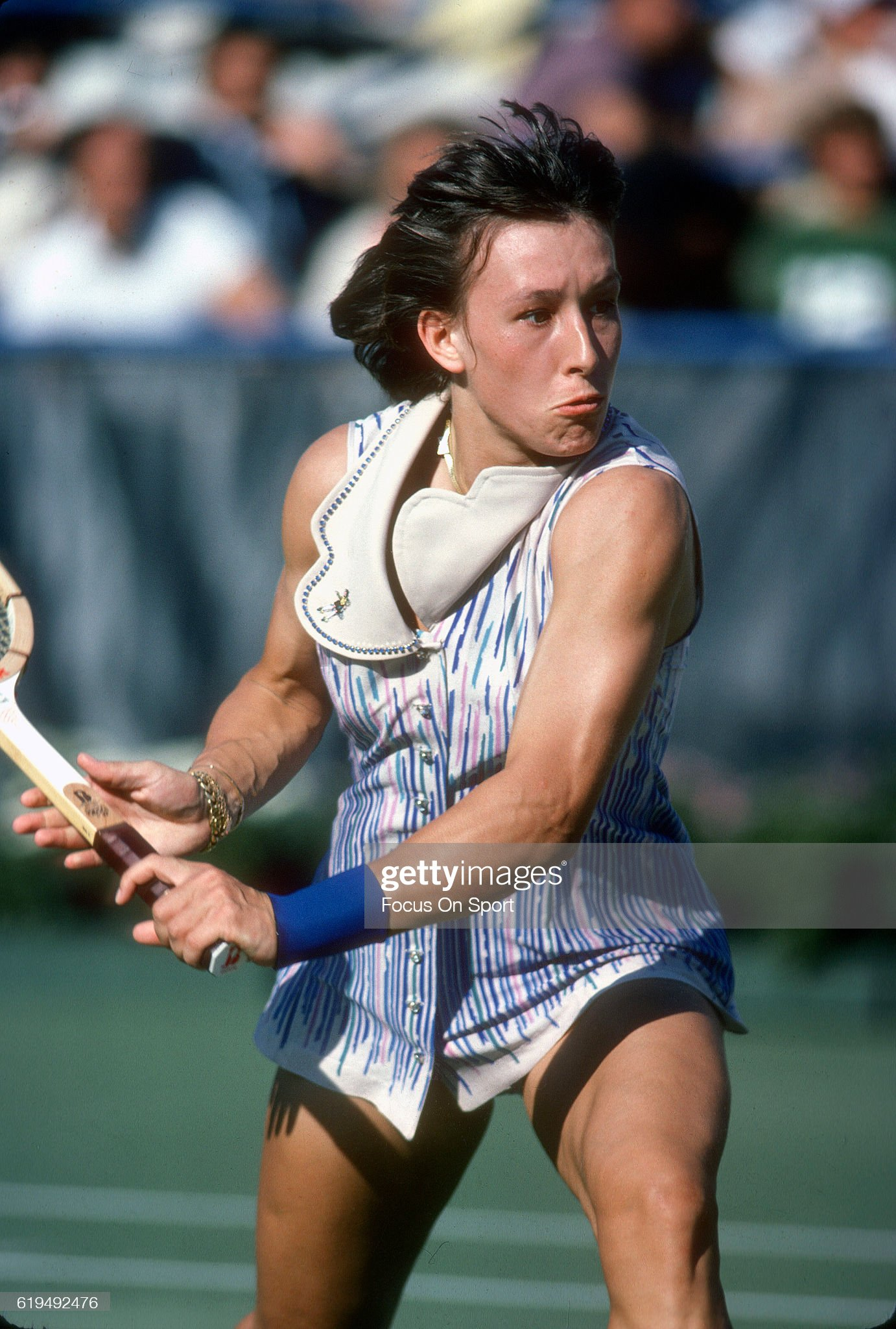1978 U.S. Open Tennis Champinship : News Photo