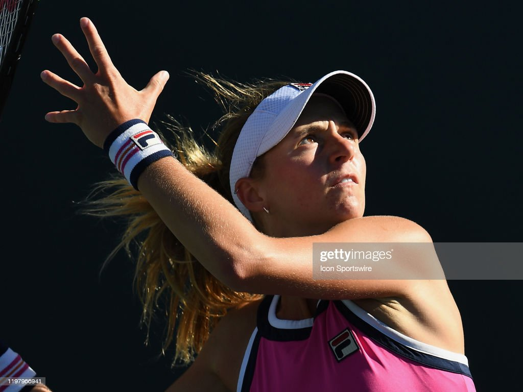 TENNIS: FEB 01 Oracle Challenger Series : News Photo