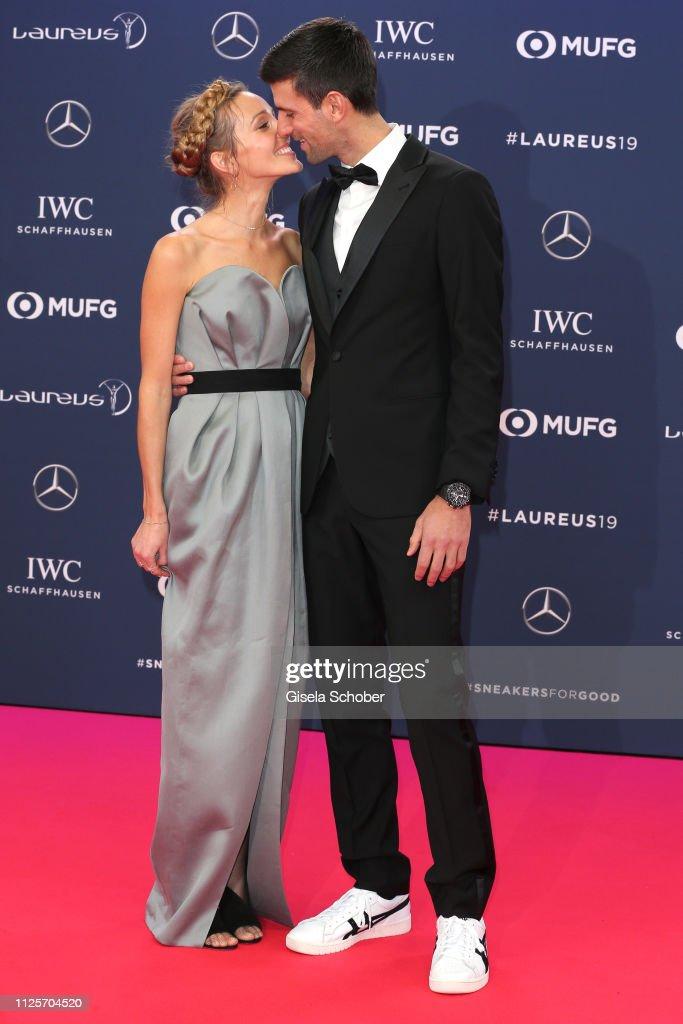 MCO: Laureus World Sports Award 2019